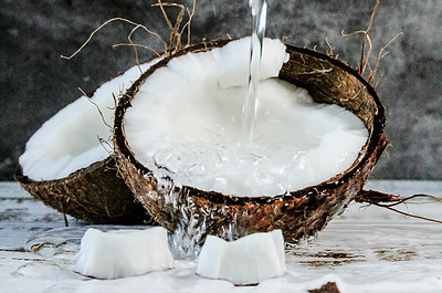 Coconut Water Is A Marvelous Substance