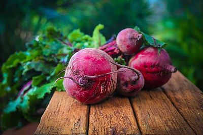 There Is Beet Root Here For More Benefits