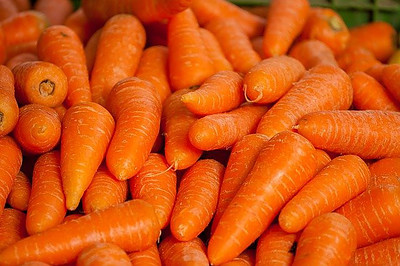Beta-Carotene (E160a) Is Commercially Derived From Carrots